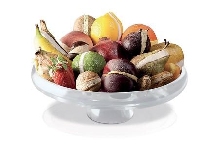 Frutta ripiena di Gelato